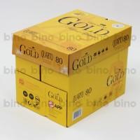 Paperline Gold Paper Photocopy 80 gsm Quarto #PGG PC 80 Q