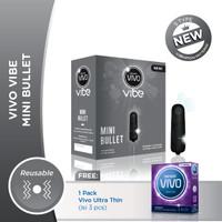 VIVO Alat Getar – Mini Bullet