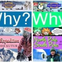 WHY? komik WHY seri Pengetahuan dasar campuran 2
