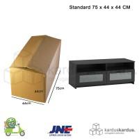 KARDUS | BOX | KARTON PACKING ( 75 x 44 x 44 ) TERBESAR DAN KUAT POLOS