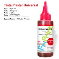 Tinta HP Magenta 100 ml