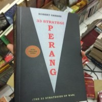 33 Strategi Perang by Robert Greene