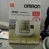 Omron JPN1 Intellisense - Automatic Blood Pressure Monitor