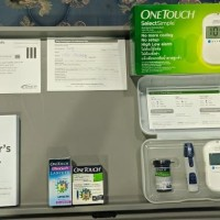 OneTouch SelectSimple - Alat Cek Gula Darah