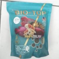 makanan ikan camilan ikan koi koki arowana louhan predator biotop