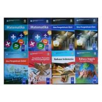 Buku Kurikulum 2013 Kelas 7 SMP Paket 1 Tahun Ajaran ( 8 buku)