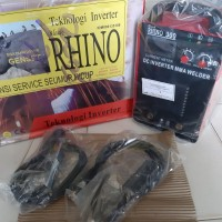 RHINO Mesin Las Inverter MMA 300a / Travo las (2000watt)