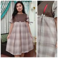 Daster Hamil dan Menyusui Model Terbaru Baju Wanita Hamil HT107