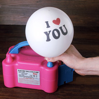 Pompa Balon Elektrik Listrik Electric Balloon Pump like Youmay