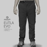 Celana Panjang Hitam Pinnacle Eutla celana outdoor Quickdry stretch