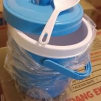 Rice Bucket / Ice Bucket / Termos Nasi / Termos Es Global Eagle 17ltr