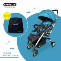 Stroller Babyelle 939 AVIO RS