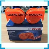 Klakson Keong Bosch Evolution Orange Tone Stereo Horn 12v Mobil Motor