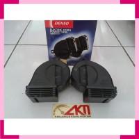 Klakson Denso Keong Waterproof Stereo Horn Mobil Motor