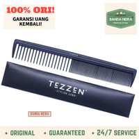 Tezzen Styling Comb / Sisir Karbon