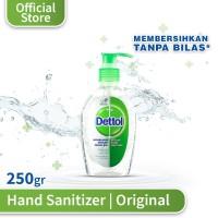 Dettol Hand Sanitizer Original - Botol 200 ml - Dettol Antiseptik