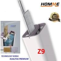 SPECIAL IMLEK Homme Flat Mop HM-Z9 Alat Pel Pembersih Lantai