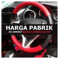 Cover Stir Mobil Sporty Sarung Setir Bahan Bagus Aksesoris Variasi Car