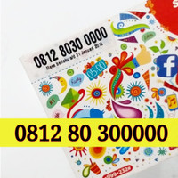 Nomor Cantik SIMPATI 4G LTE TELKOMSEL Kartu Perdana Nomer Panca Nocan