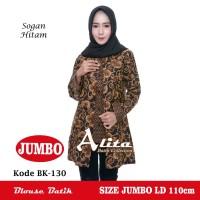Blouse Batik Jumbo/ Atasan Batik Wanita Jumbo/ Batik Blouse Jumbo SH3