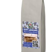 Kopi Robusta Premium Lampung Barat 500g AKL Coffee Berkualitas Grade 1