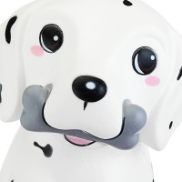 Giggle Bread Giant Squishy Dalmatian Spot Puppy Dog 30CM