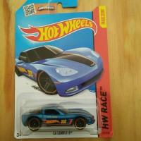 hotwheels HW race - C6 Corvette