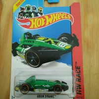 hotwheels HW race - arrow dynamic