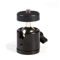 Mini Ball Head Tripod Seperempat Inch Kamera DSLR 360 Swivel - Q29