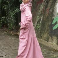 Gamis Sweet Khadijah Size 10-12