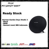 Harga harman kardon onyx studio 3 black garansi resmi ims   Pembandingharga.com