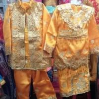 Harga baju anak adat padang pengantin eklusive ukuran | Pembandingharga.com