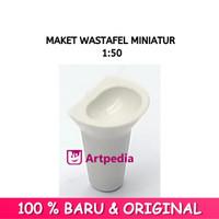 Maket Washtafel Skala 1 : 50 / Miniatur Wastafel / Washtafel - Satuan