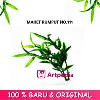 Maket Rumput Type 111 / Diorama Rumput / Miniatur Rumput