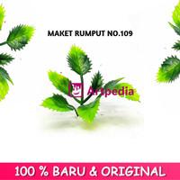 Maket Rumput Type 109 / Diorama Rumput / Miniatur Rumput