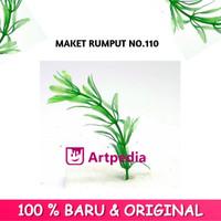 Maket Rumput Type 110 / Diorama Rumput / Miniatur Rumput