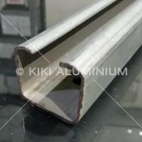 Rel Gantung Baja (Sliding & Folding) - Tebal 1,5-2 mm Merk: HENDERSON