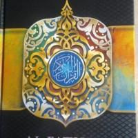 Al-Quran Al Fathan Rasm Utsmani Tajwid Warna Tafsir Perkata A5