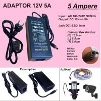 Adaptor 12V 5A