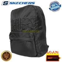 Tas Skechers Heyday Backpack SKEBP8U1078H - Black ORIGINAL