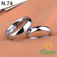 Cincin Kawin Tunangan Perak N.74 (SINGLE)