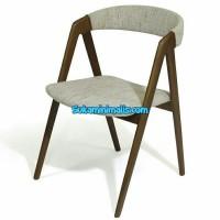 Kursi cafe scandinavian furniture kayu custom jepara