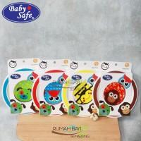 Babysafe Plate Animals SK002 - Piring Makan Bayi