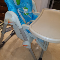 Chicco Polly Easy Highchair Baby Chair Seat Kursi Makan Bayi