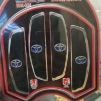 Doorguard ISOKA / Karet pengaman sisi pintu mobil LOGO TOYOTA RUSH
