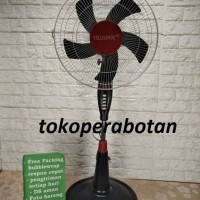 Kipas Angin Berdiri Trisonic 16 Inch / Stand Fan Trisonic