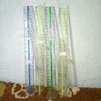 Microlop Penggaris 30cm DAPAT 4
