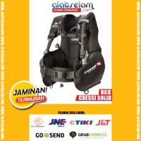 BCD Cressi Solid - Perfect for Dive Center