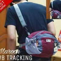 Terbaru, Waistbag Original / Tas Gunung / Tas Outdoor / Waistbag Army