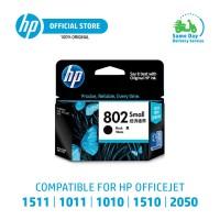 HP 802 Small Black Ink Cartridge (CH561ZZ)